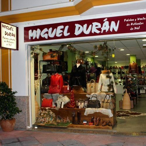 Tienda Piel Durán