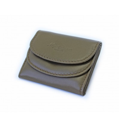 Monedero de Piel Ubrique Unisex 2SP